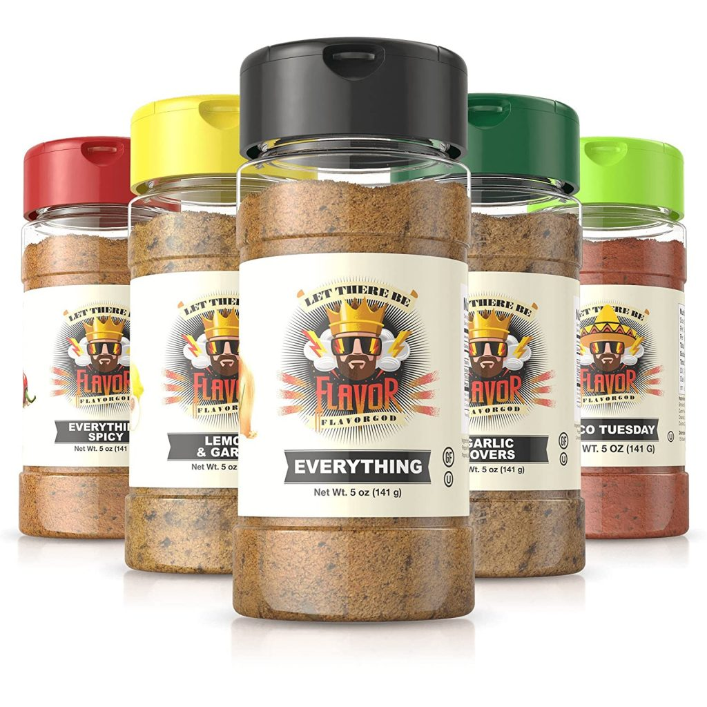 Flavor God Seasonings Review