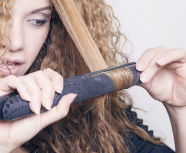 Best Flat Iron for Super Curly Hair