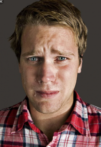 is ok for men to cry