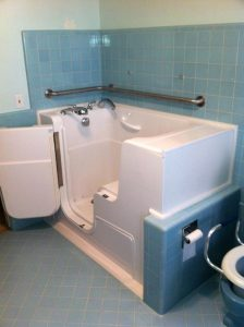 Paying for Walk-in Tubs With Medicare