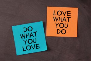 Should You Find A Career You Love
