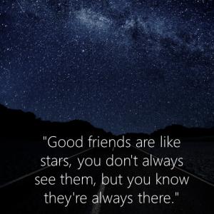 best long distance friendship quotes