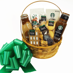 Starbuck Gift Basket Ideas
