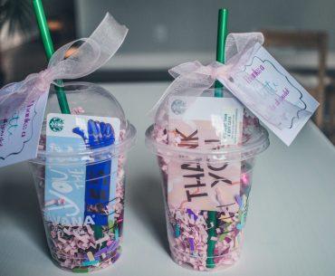 Starbuck Gift Basket Ideas