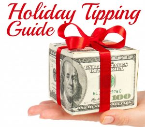 Tipping During The Holidays