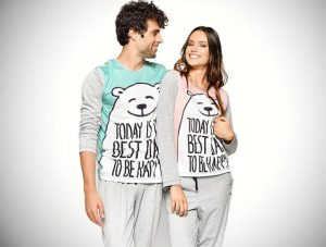 Best Matching Pajamas for Couples