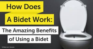 Bidet Use and Its Benefits