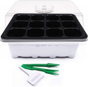 KORAM 10 Sets Seed Starter Tray