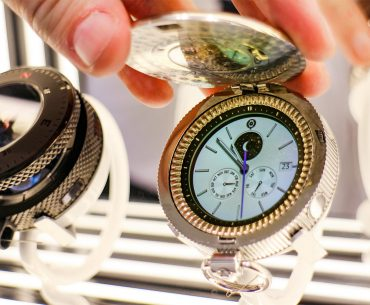 Smart Pocket Watch A New Fashion Trend
