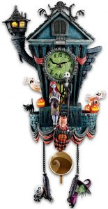 The Bradford Exchange Cuckoo Clock