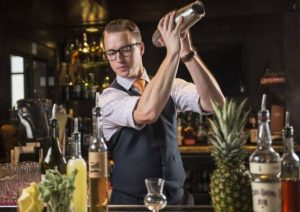 The Choice to Become A Bartender