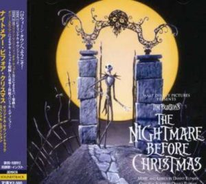 The Nightmare Before Christmas Soundtrack