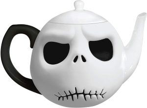 Vandor Nightmare Before Christmas Jack Head Teapot - 55501