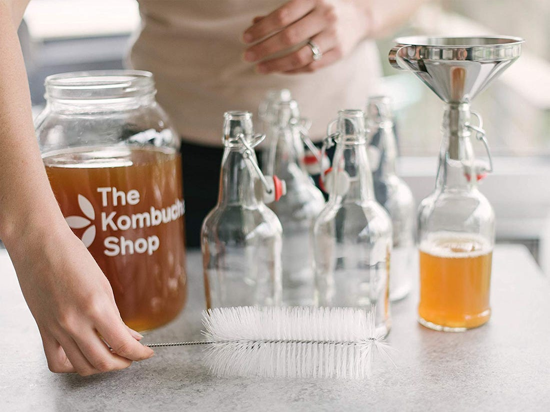 Ready To Buy The Best Kombucha Starter Kits?