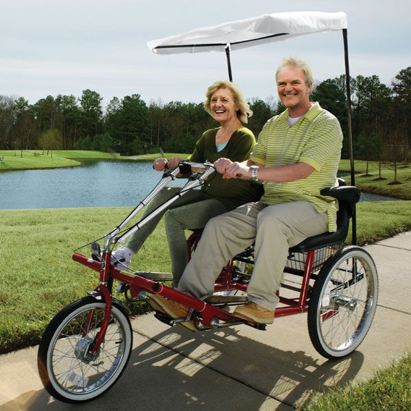 Buying an Adult Tricycle
