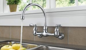 Kitchen Faucets Wall Mount or Deck Mount