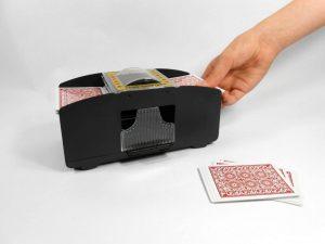 Buying a Card Shuffler