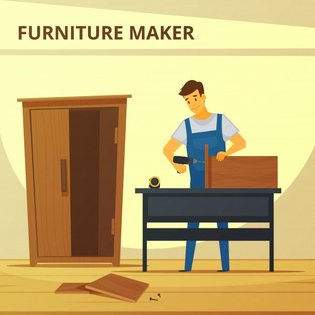 Make Professional Looking Furniture