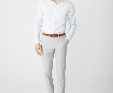 What To Wear With Grey Pants
