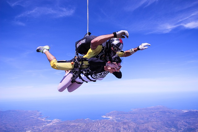 What To Wear When You Skydiving For The First Time