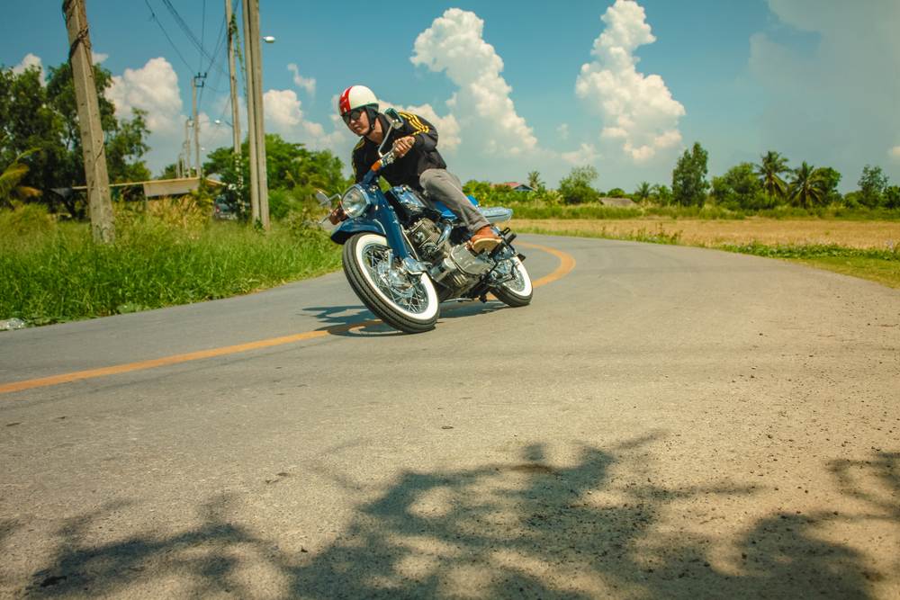 Where to Sleep When Riding Motorcycle Cross Country